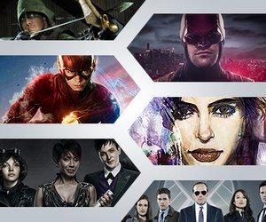 Superhelden-Serien 2016-2018: Alle Marvel- und DC-Serien auf einen Blick