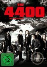 The 4400: Die Rückkehrer - Die vierte Season Poster