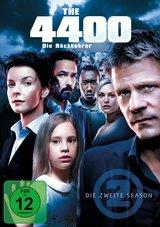 The 4400: Die Rückkehrer - Die zweite Season Poster