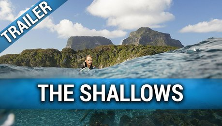 The Shallows - Trailer Poster