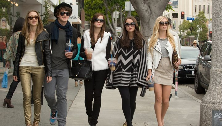 The Bling Ring - Trailer Poster