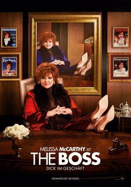 The Boss - Dick im Geschäft