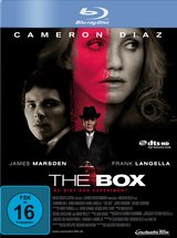 The Box - Du bist das Experiment. Poster