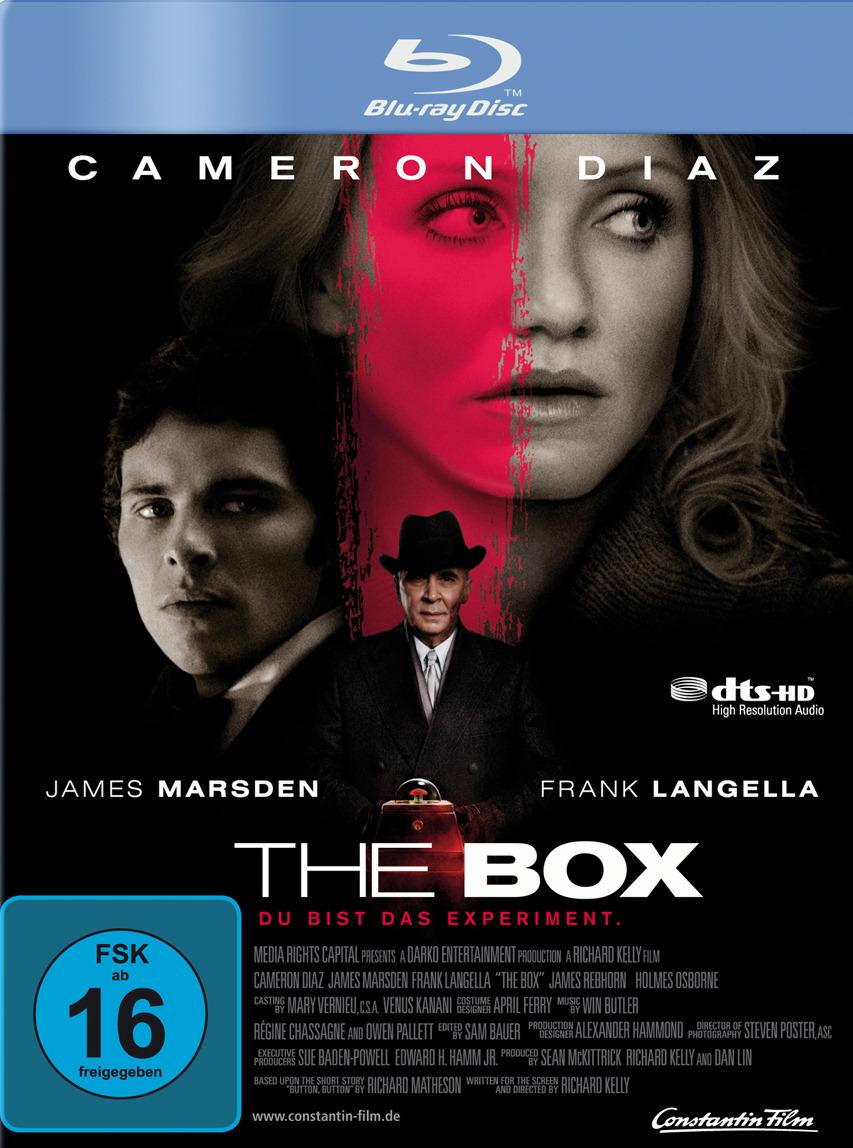 The Box - Du bist das Experiment. Poster