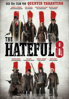 The Hateful 8 Poster