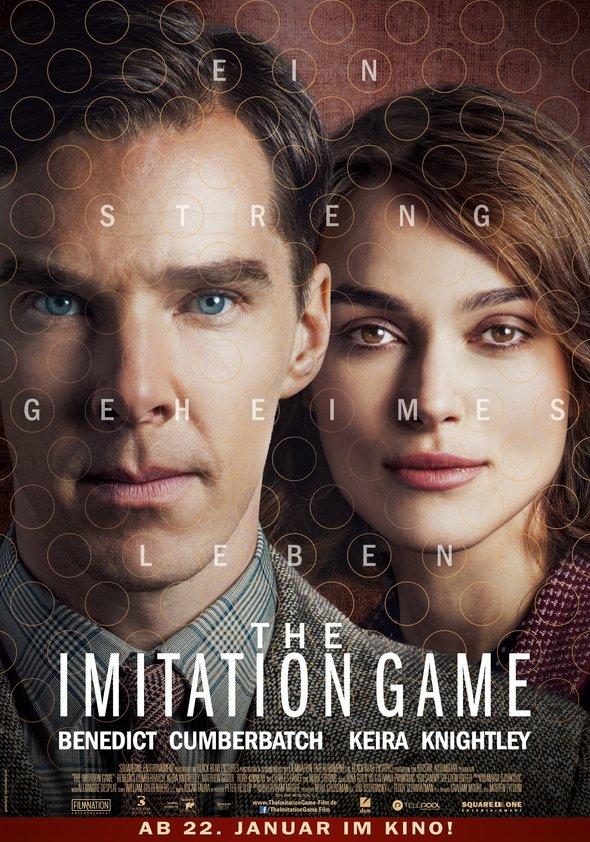 The Imitation Game - Ein streng geheimes Leben Poster