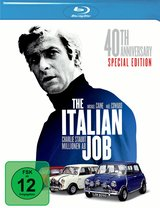 The Italian Job - Charlie staubt Millionen ab (40th Anniversary Special Edition) Poster