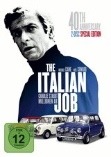 The Italian Job - Charlie staubt Millionen ab (40th Anniversary Special Edition, 2 DVDs) Poster