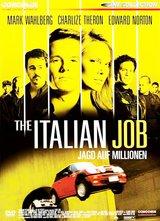 The Italian Job - Jagd auf Millionen (2 DVDs) Poster