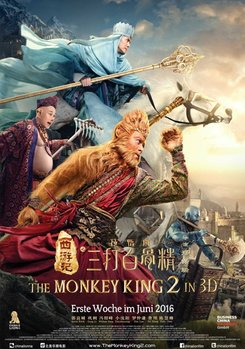 The Monkey King 2 in 3D
