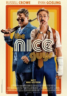 Film-Poster für The Nice Guys