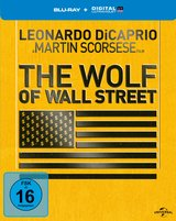 The Wolf of Wall Street (Limited Edition, Steelbook) Poster