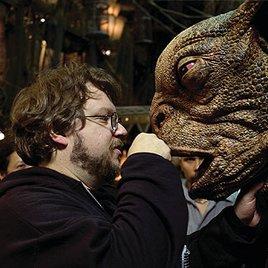 Guillermo del Toro fängt Amphibienmensch