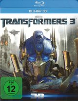 Transformers 3 (Blu-ray 3D) Poster