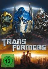 Transformers (Einzel-DVD) Poster