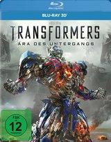 Transformers: Ära des Untergangs (Blu-ray 3D) Poster