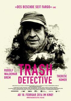 Trash Detective Poster