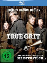 True Grit (+ DVD, inkl. Digital Copy) Poster
