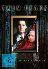 Twin Peaks - Die zweite Season Poster