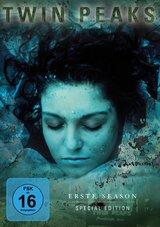 Twin Peaks - Season 1 (4 Discs) Poster