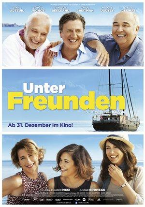 Unter Freunden Poster