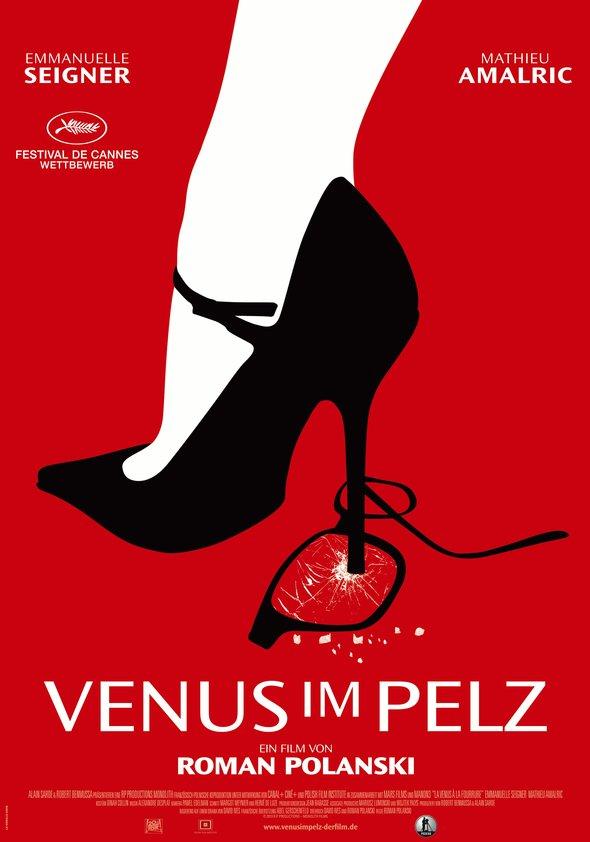 Venus im Pelz Poster