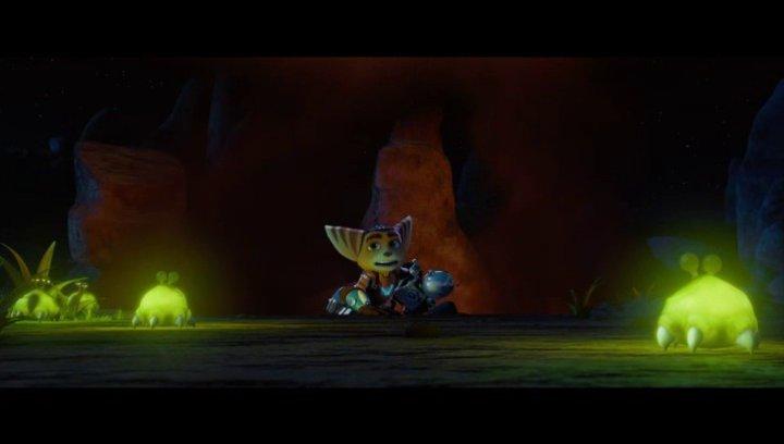 Ratchet trifft Clank - Szene Poster