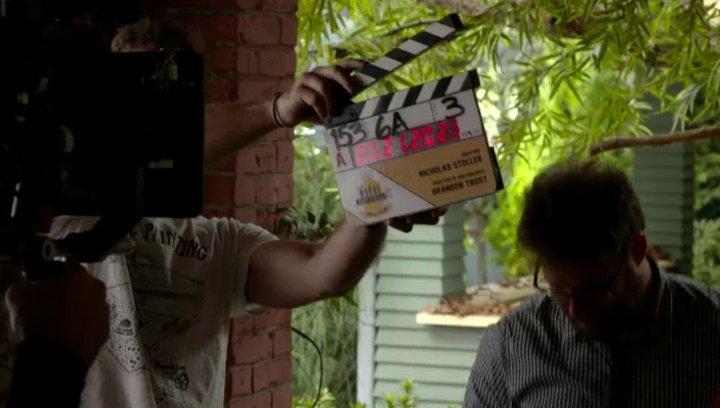 B-Roll (Szenen vom Dreh 1 - Making Of Poster