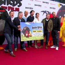 Premiere im Sony Center Potsdamer Platz, Berlin - Sonstiges Poster