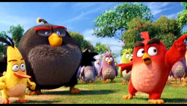 Angry Birds - Making Of (Mini) Poster