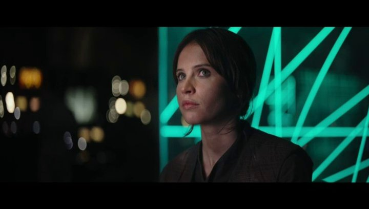 Rogue One: A Star Wars Story - Trailer Poster