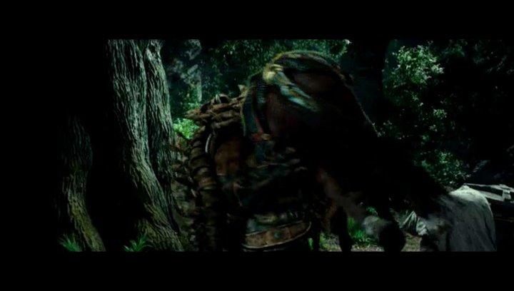 Lothar und die Soldaten werden von Orks angegriffen - Szene Poster