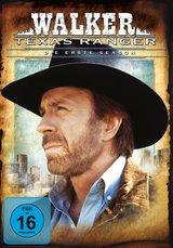 Walker, Texas Ranger - Die erste Season Poster
