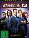 Warehouse 13 - Season Five: Die finale Season Poster