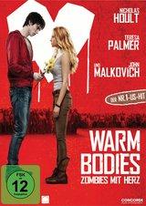 Warm Bodies - Zombies mit Herz Poster