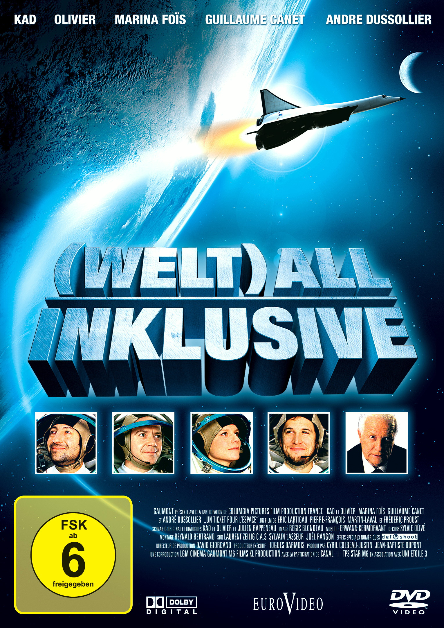 (Welt) All inklusive Poster