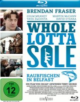 Whole Lotta Sole - Raubfischen in Belfast Poster