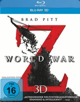 World War Z (Blu-ray 3D) Poster