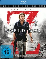 World War Z (Extended Action Cut) Poster
