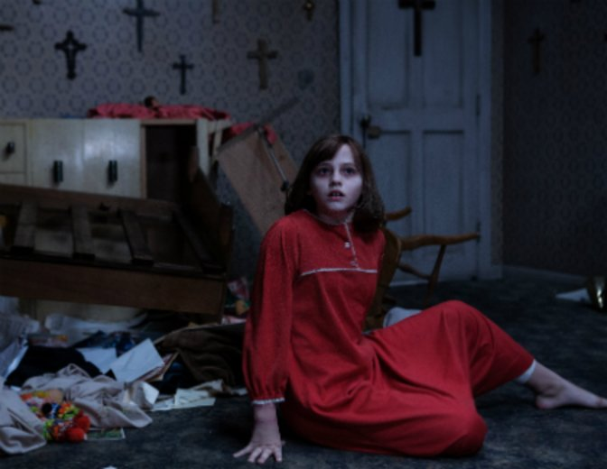 Conjuring 2 TV-Clips