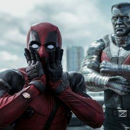 """Werbung mal anders: Jetzt überfällt Deadpool sogar schon den """"X-Men: Apocalypse""""-Trailer"""