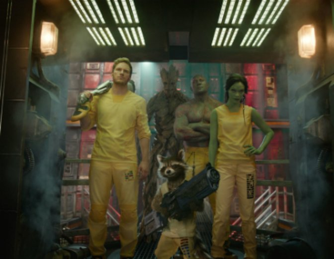 Guardians of the Galaxy Boesewicht