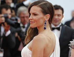 """Magic Mike""-Macher schnappt sich Hilary Swank"