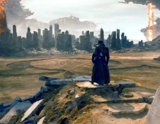 Justice League Steppenwolf Darkseid