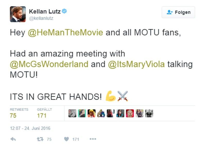 Kellan Lutz He-Man