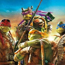 "Kinocharts: ""Teenage Mutant Ninja Turtles 2"" steht im eigenen Schatten"