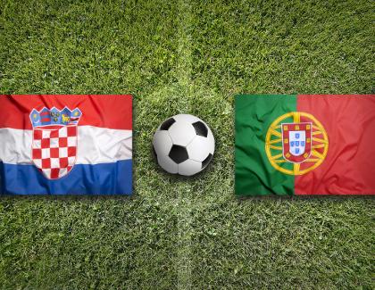 Em Kroatien Portugal