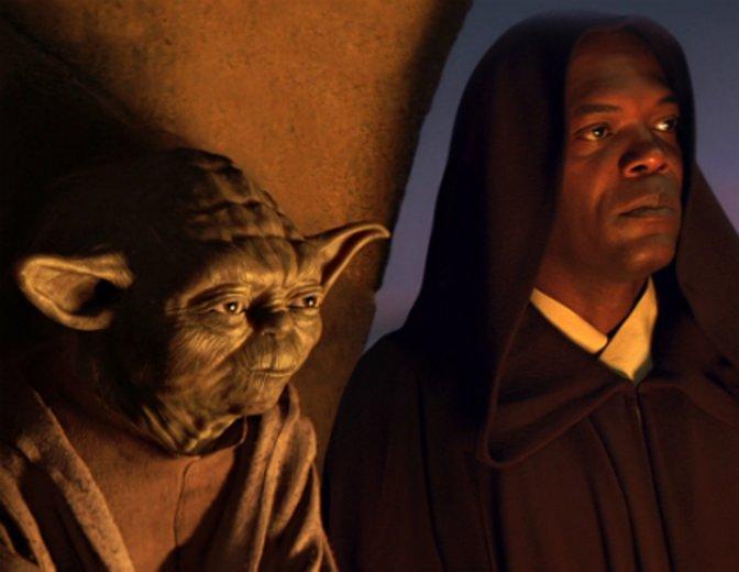 Mace Windu Yoda
