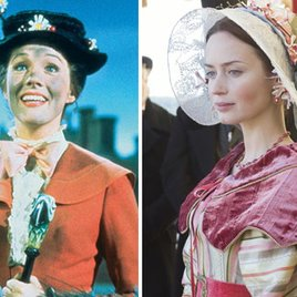 """Weihnachts-Comeback für """"Mary Poppins"""""""