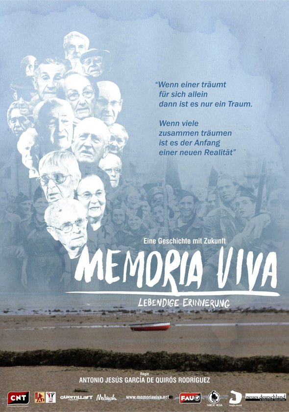 Memoria Viva - Lebendige Erinnerung Poster